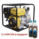 Мотопомпа Sadko WP-100 PRO (145 м.куб/час, для чистой воды) 8017984